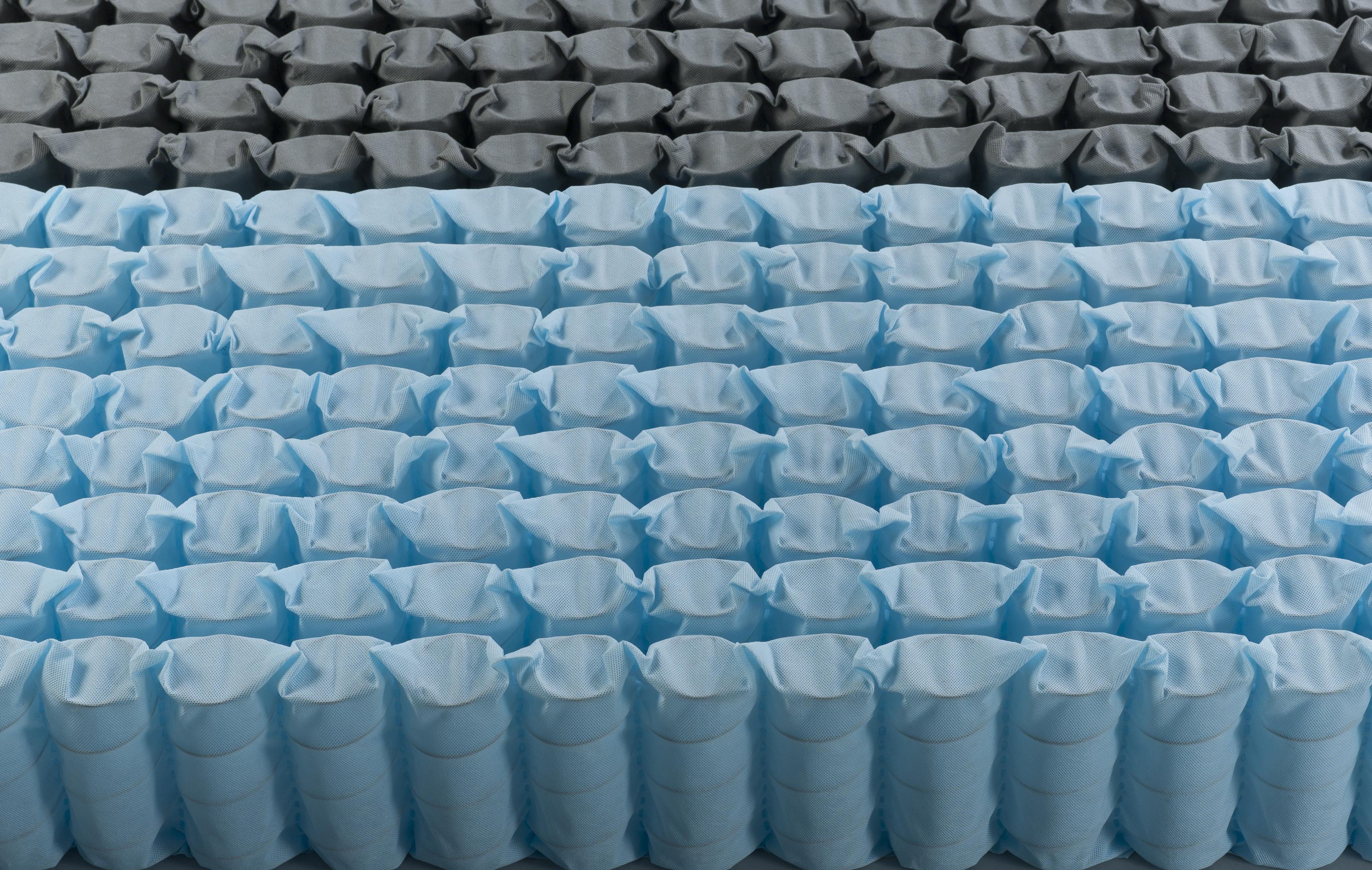 Mattress Manufacturing Raw Materials Pocket Spring Units